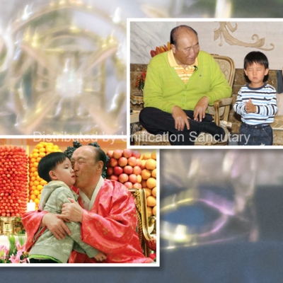 Photo Print: King of Kings with the 3rd King - Christ Kingdom Gospel - A Lifestyle Centered On God