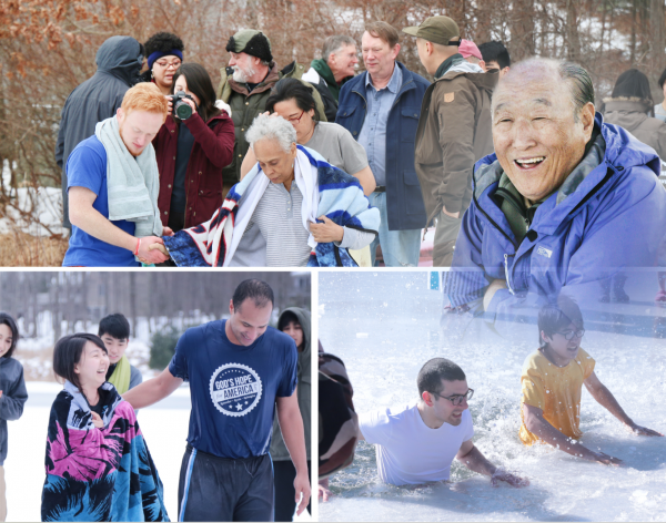 2020 Unification Sanctuary Calendar - Christ Kingdom Gospel - A Lifestyle Centered On God